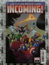 Incoming (2019) Marvel - #1, 2nd Print Variant, Al Ewing/Aaron Kuder, NM