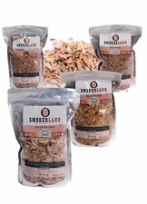 Smokerland, räucherchips XXL pacchetto - - 2, gewürzmix, quercia, ciliegio, Hickory