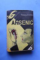MASQUE JAQUETTE 103 R Austin Freeman Arsenic