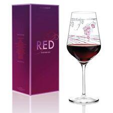 Ritzenhoff RED Design Rotweinglas by Virginia Romo 2015