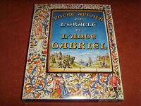 Ancien coffret ange Gabriel angéologie jeu de cartes oracle voyance VINTAGE