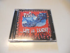 """Tyla """"... Life or death ?"""" 2002 rare cd  king Outlaw"""