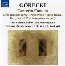 Antoni Wit, H. Gorec - Little Requiem for Certain Polka / Three Dances [New CD]
