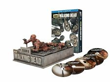 The Walking Dead: Season 5 (Blu-ray Disc, 2015, 5-Disc Set, LIMITED EDITION) OOP