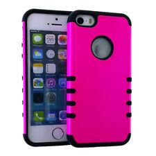 For Apple iPhone 5/5s/SE - KoolKase Slim Hybrid ShockProof Armor Cover Case