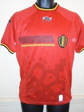 Belgium Home Shirt 2013-2014 JANUZAJ small men's #1231