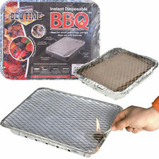 Kingfisher Stainless Steel Griddle Charcoal Barbecues