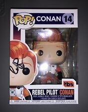 Funko Pop! Rebel Pilot Conan #14 - SIGNED