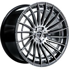 Tomason TN21 10x20 LK 5x112 Dark hyperblack polished BMW,VW,Audi,Mercedes