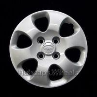 Kia Spectra 2004-2009 Hubcap - Genuine Factory Original OEM Wheel Cover 66014
