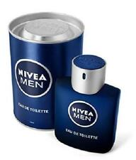 NIVEA MEN EAU DE TOILETTE THE FRESH MEN'S FRAGRANCE IN BLUE BOX 100 ml New
