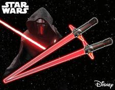 Kotobukiya Star Wars Lightsaber Chopsticks LED Light up Ver GY990 Kylo Ren NEW