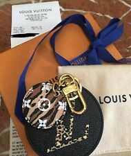 LOUIS VUITTON Giant Monogram JUNGLE Bag Charm/Key Holder SOLD OUT-LAST ONE BNIB!
