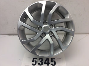 """GENUINE LAND ROVER DISCOVERY SPORT 20"""" ALLOY WHEEL PART No= FH221007AA"""