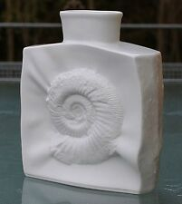 Fossil Vase Porzellan !!! Royal Dragon - Drache Modell - Alt Tirschenreuth !!!