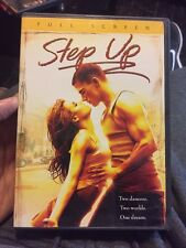 Step Up (DVD, 2006, Full Frame)