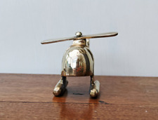 Brass Helicopter
