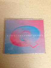 q-tex the power of love cd single   fast dispatch