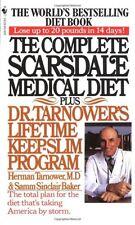 The Complete Scarsdale Medical Diet: Plus Dr. Tarnowers Lifetime Keep-Slim Prog