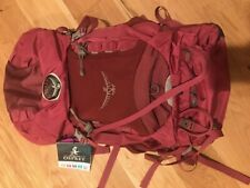 Osprey Women's Backpack NWT Kestrel 36 Kyte