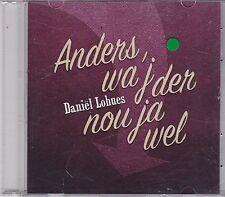 Daniel Lohues-Anders Waj Der Nou Ja Wel Promo cd single