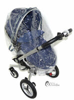 Raincover Compatible with Silver Cross Surf Pushchair (198)