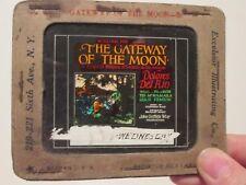 The Gateway Of The Moon  - Original 1928  Movie Glass Slide - Dolores Del Rio
