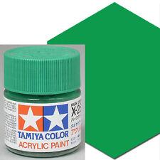 Tamiya Acrylic X-28 Park Green 3/4 oz Paint