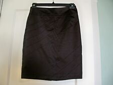 ORSAY, GERMAN FASHION HOUSE, BLACK SKIRT SIZE 36