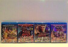 Star Wars Rebels - the complete season 1,2,3 & 4 [Blu-ray] *NEW*