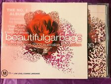 GARBAGE Beautiful RARE Australian LIMITED 2002 TOUR EDITION Numbered CD