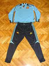 Spain Soccer Training Tracksuit Adidas Espana Formotion Football Track Suit BNWT