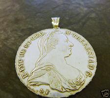 Münzanhänger Anhänger Münze Silber Maria Theresia Mariatheresientaler