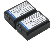 new 2x Battery NP-FW50 for NEX-3N 5NDW A33 A37 A35 A77 SLT-A37Y ILCE-7S  NPFW50
