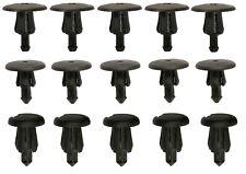 SUZUKI Trim Panel bumper Clips 8mmX5 6mmX5 10mmX5 15 PACK