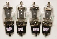 New Tested Quad 6P7S = 6Bg6G ~ G807 ~ 6L6Gc tubes Ulyanovsk Plant 80`s