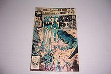 STAR WARS #55 JANUARY 1982 MARVEL COMIC BOOK NICE!