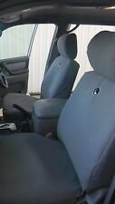Tuffnuts Canvas seat cover, Isuzu Dmax 05/08 to 04/12