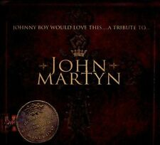 Johnny Boy Would Love This: A Tribute to John Martyn [Box] by VA (2 CDs + DVD)