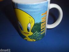NEW  TWEETY   LOONEY TUNES COFFEE CUP