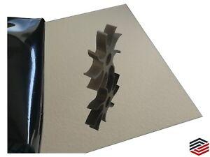 Edelstahlblech, Platte, V2A Spiegel Super Mirror, Edelstahltafel  0,8 mmmm
