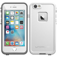 LifeProof fre Waterproof Anti-Shock Case for iPhone 6 / 6s - Avalanche White