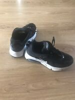 Boys Black Nike Air Max Trainers Size UK 3 - Great Condition!