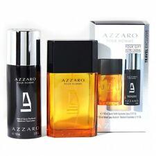 Coffret Azzaro Pour Homme Eau De Toilette 100ml Deodorant Spray 150ml Hommes Neu