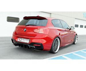Spoiler Heckspoiler für BMW F20 F21 M-Paket ABS Dachspoiler Lippe Glanz mit ABE