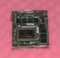 Nvidia Quadro Q4000M N12E-Q3-A1 2GB MXM 3.0b DDR5 For Dell HP GPU