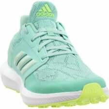adidas Rapidarun  Casual Running  Shoes - Green - Girls
