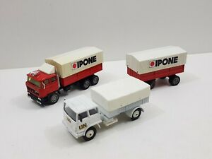 SOLIDO LOT 1/50 CAMION RENAULT TURBO PLUS DAF