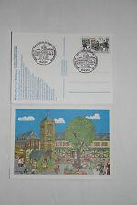 BRD BUND AK  Rüdesheim  R. Stolz Einweihung Turm Glockenspiel 21.05.1981