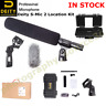 US Deity S-Mic 2 Location Kit Condenser Shotgun Microphone Broadcast Quality MIC